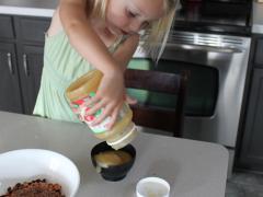 Microwave Butterscotch Bars