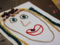 Yarn Faces