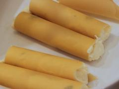 Cheesy Stuffed Pasta Tubes