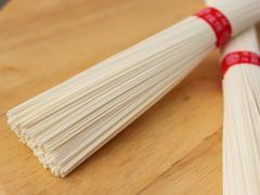Somen Japanese Noodles