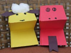 Paper Puppets
