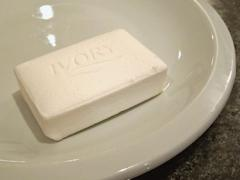Ivory Soap & Microwave