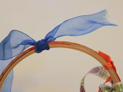 Pretty Ribbon Mobile