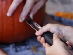 Polka-Dotted Pumpkins
