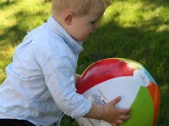 Alphabet Ball Game