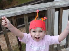 Make a Crab Headband