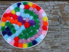 Pom Pom Mosaics