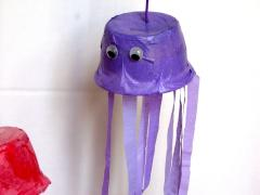 Snack Cup Jellyfish