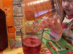 Cranberry Party Juice
