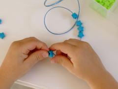 Combination Lock Bracelet