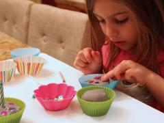 Play Dough Cupcake Shop