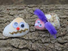 Seashell Friends