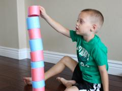 10 Pool Noodle Games