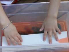 Suminagashi: Marbleized Painting