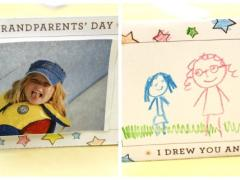Grandparents Day Card