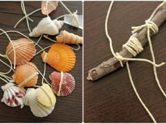 Beach Memento Wind Chime