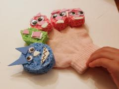 Glove Puppets: Three Little Pigs