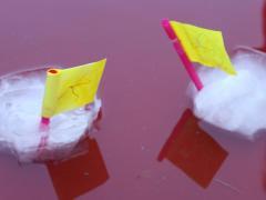 Ice Boat Race