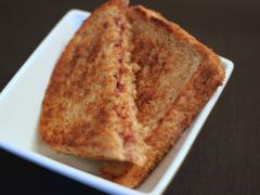 Grilled PB and J