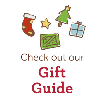 Check out our gift guide